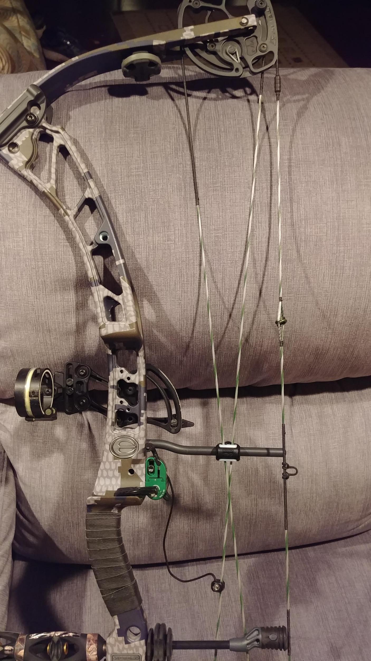 "Elite Archery Synergy #2 Brown 30.5"" Draw Modules"