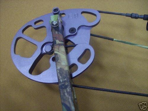 adjusting LetOff on a binary cam bow
