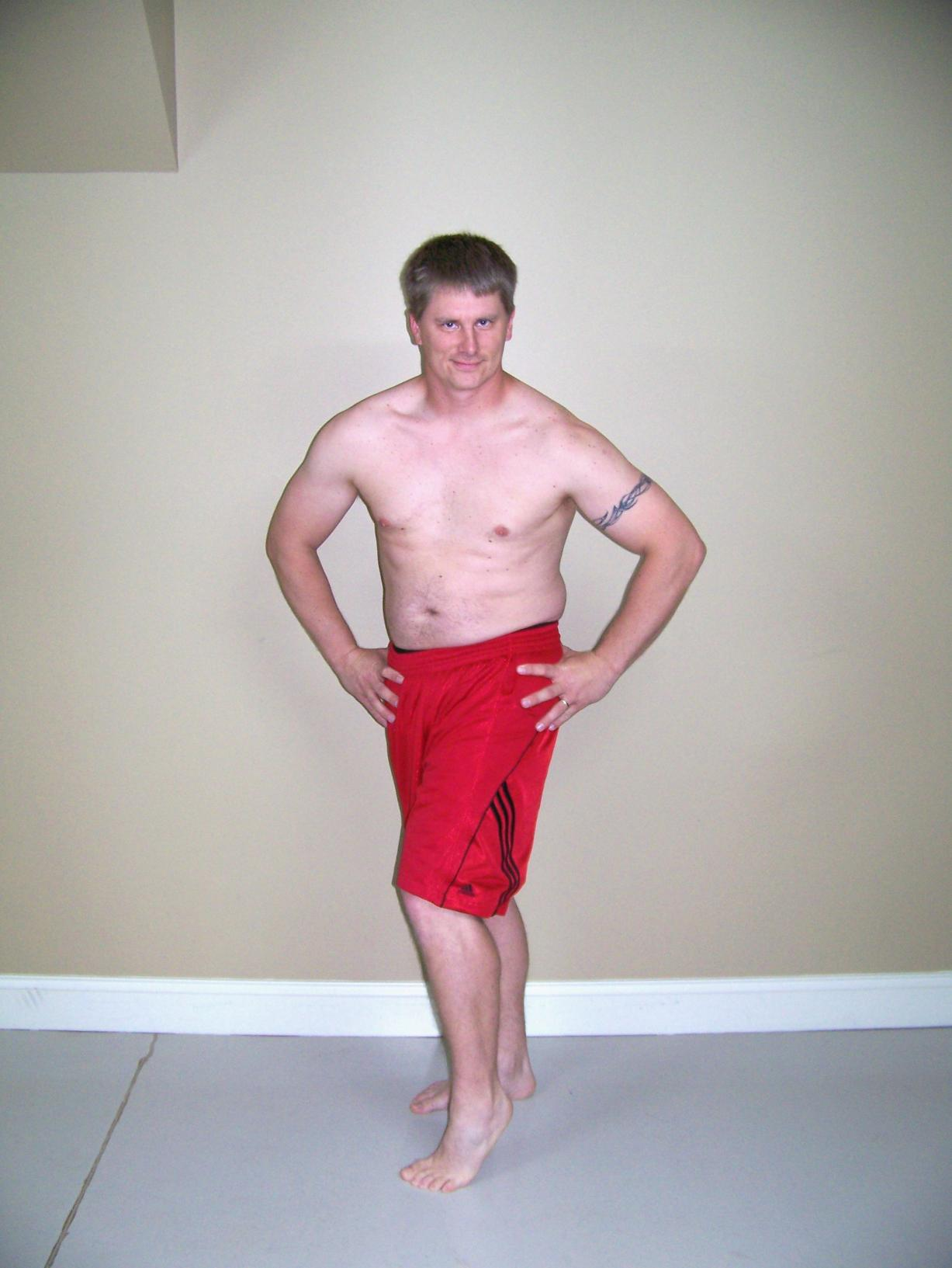 Post your P90x Before and Afters