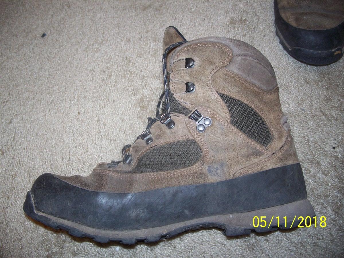 pretty nice 20263 f9006 Early Season Boot help - Crispi, Lowa, Kenetrek