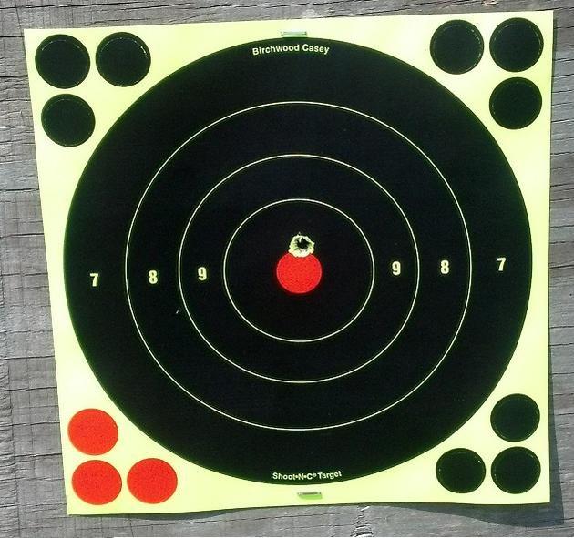 needing help, rifle won't pattern