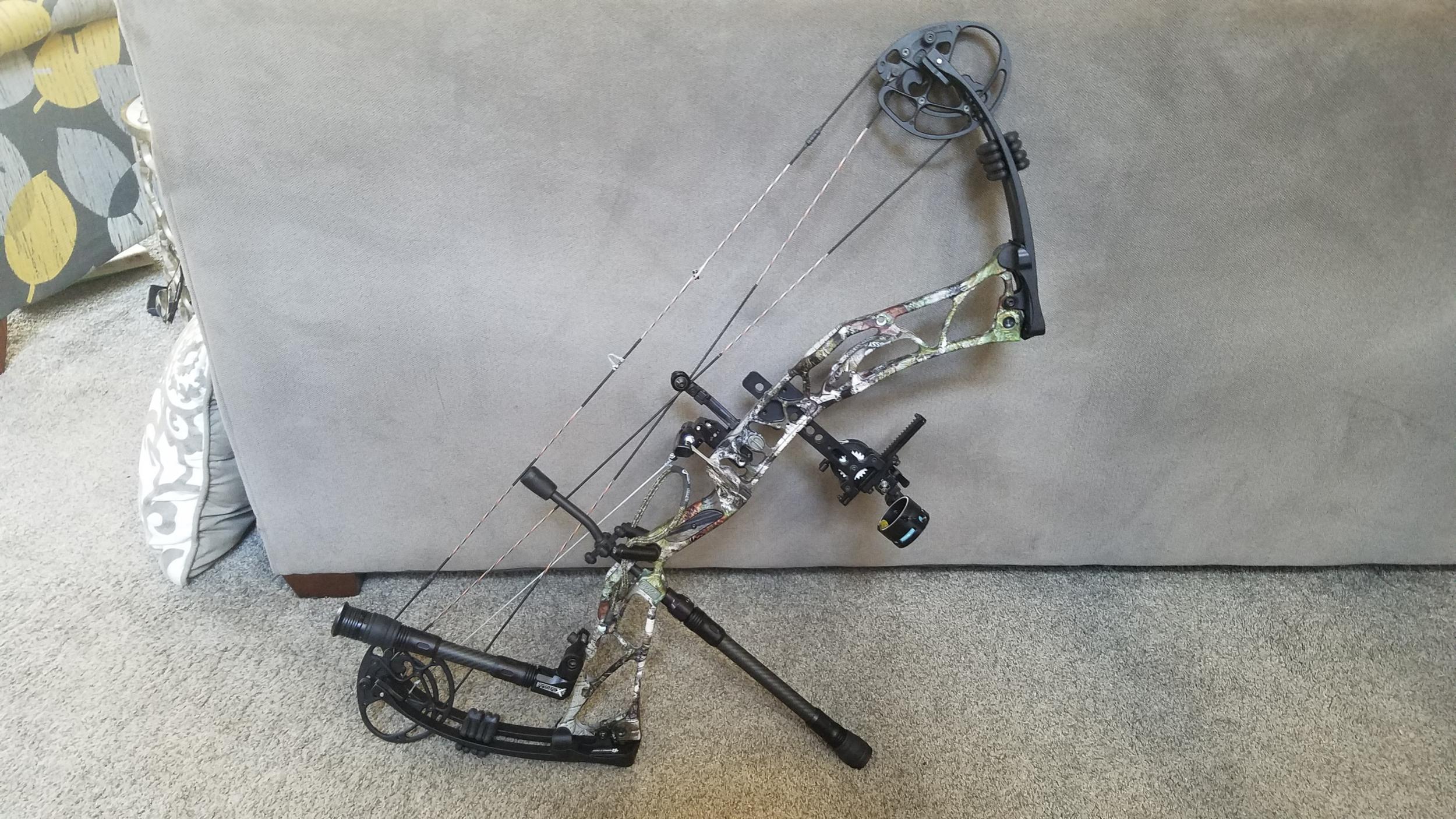 CBE Torx Stabilizer Kit 7.5// 11 inch