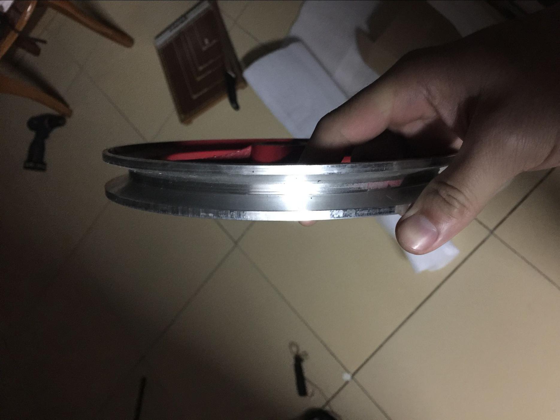 HELP: wheels on xpress bow press