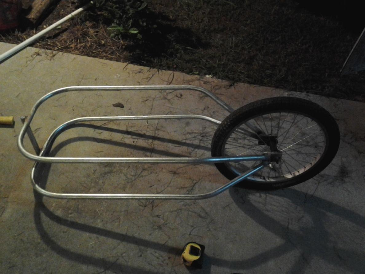 Hunting bike in the works!!!