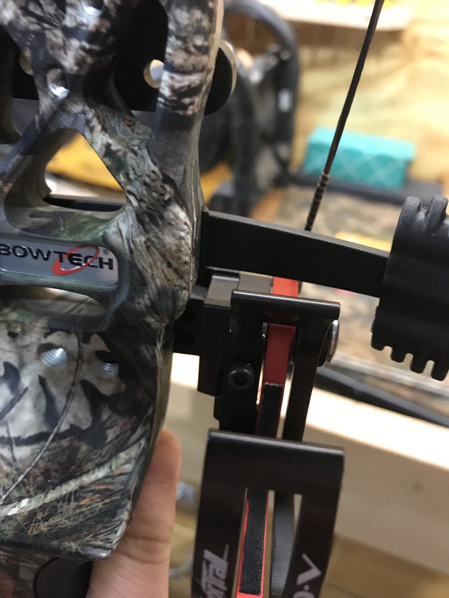 Bowtech Realm X and limbdriver pro V rest, do they work