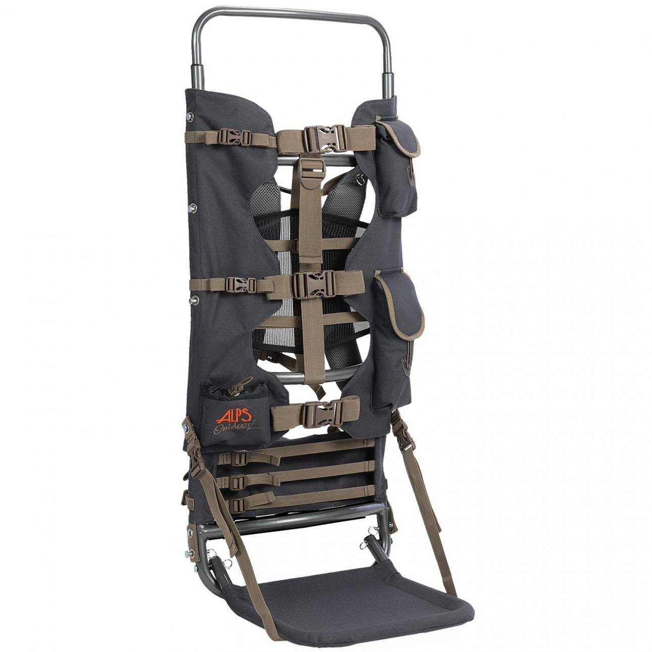 click image for larger version name alps mountaineering renegade freighter - External Frame Packs