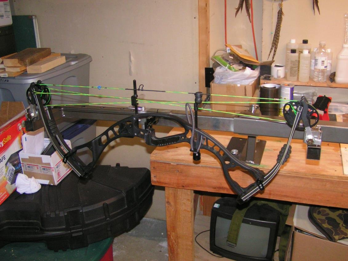 Archerytalk Diy Bow Press - DIY Campbellandkellarteam