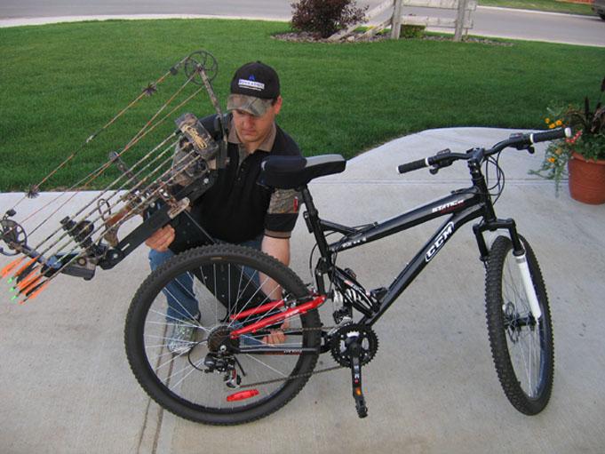 Best Bow Holder For Moutain Bike Handlebars