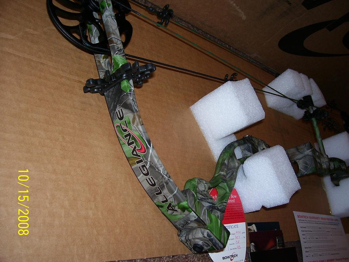 Question: What Year Bowtech Bow is this?