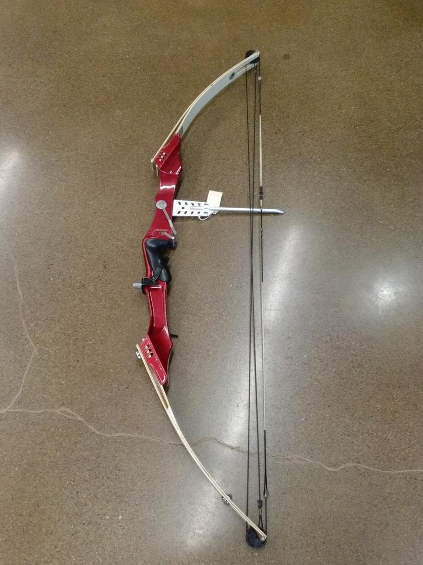 Help identifying old pse bow