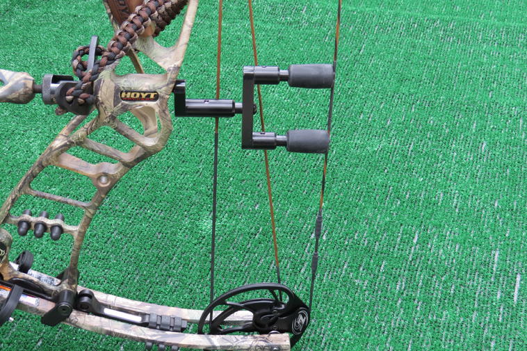 Bow Rattler String Stop For Mission Craze