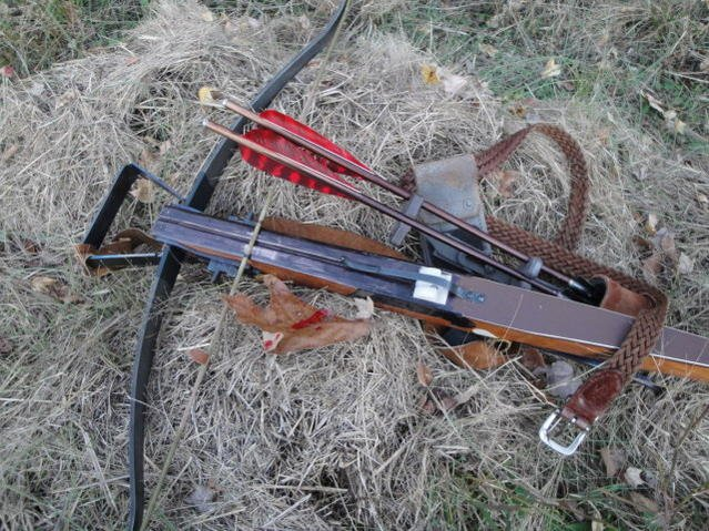What's the slowest crossbow you've used to harvest a deer???