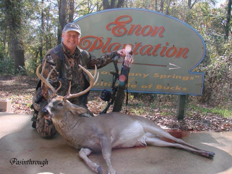 Anybody hunt Enon Plantation in Alabama?