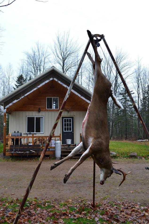 Deer Hoist (let's see them)