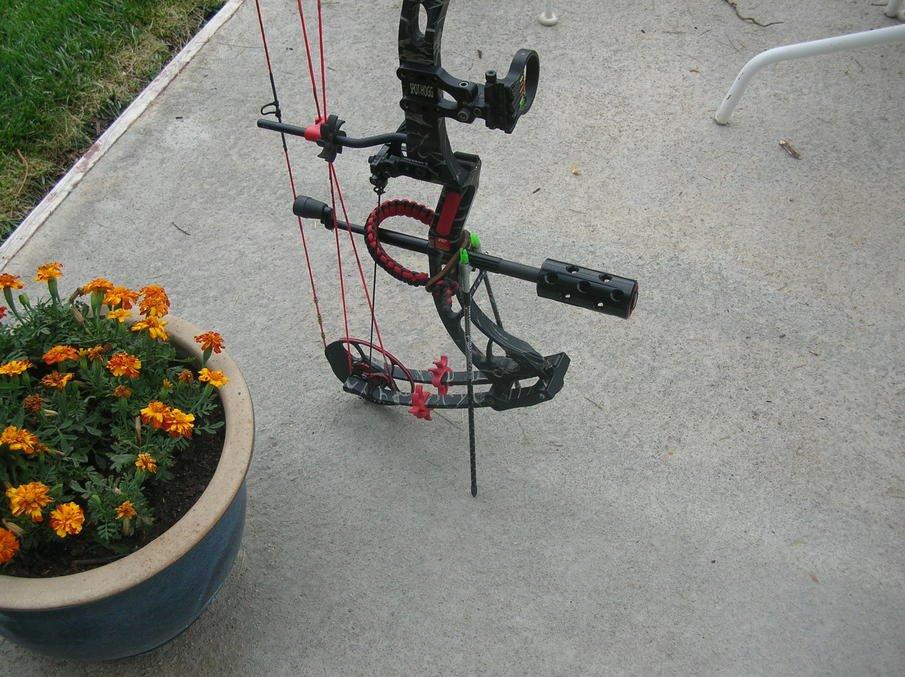 Thread: My Homemade Bow Bipod