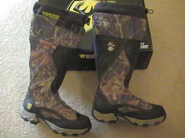 3cdb9a04f9a8f Scentblocker Knee Boots - Image Collections Boot