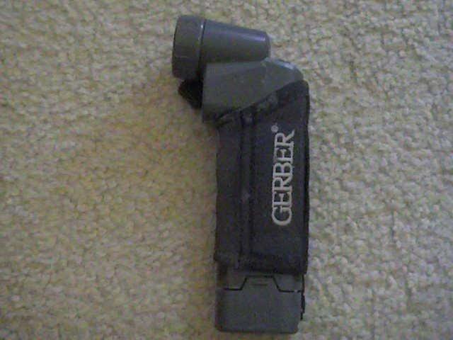 Gerber carnivore blood tracking flashlight click image for larger version name ebay pictures 164g views 29 aloadofball Images