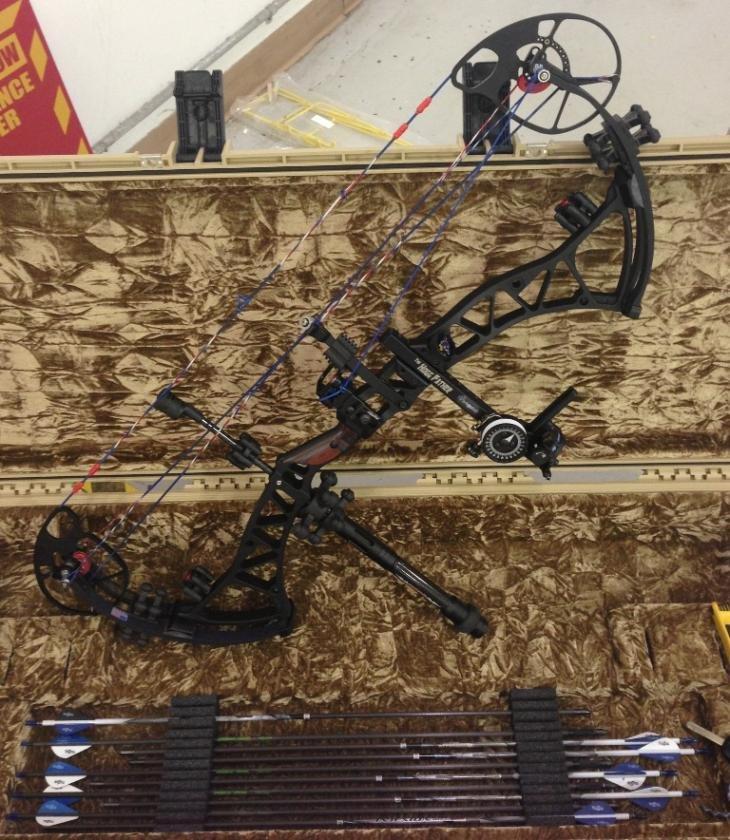 "PSE Rattler Crossbow String 38/"" by 60X Custom Stringsn Bow Bowstring"