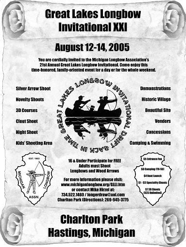 Great Lakes Longbow Invitational Xxi