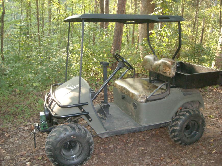 golf cart to hunting buggy ideas Homemade Golf Cart Html on homemade hot tub, troubleshooting club car electric cart, homemade tv, homemade atv,