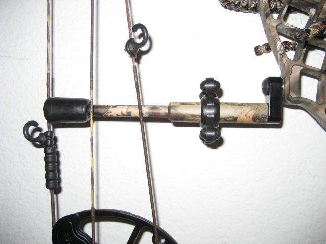 Bow Rattler String Stop For Mathews Drenalin