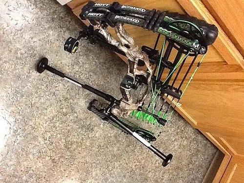 Hoyt Carbon Spyder 30 Bone Collector