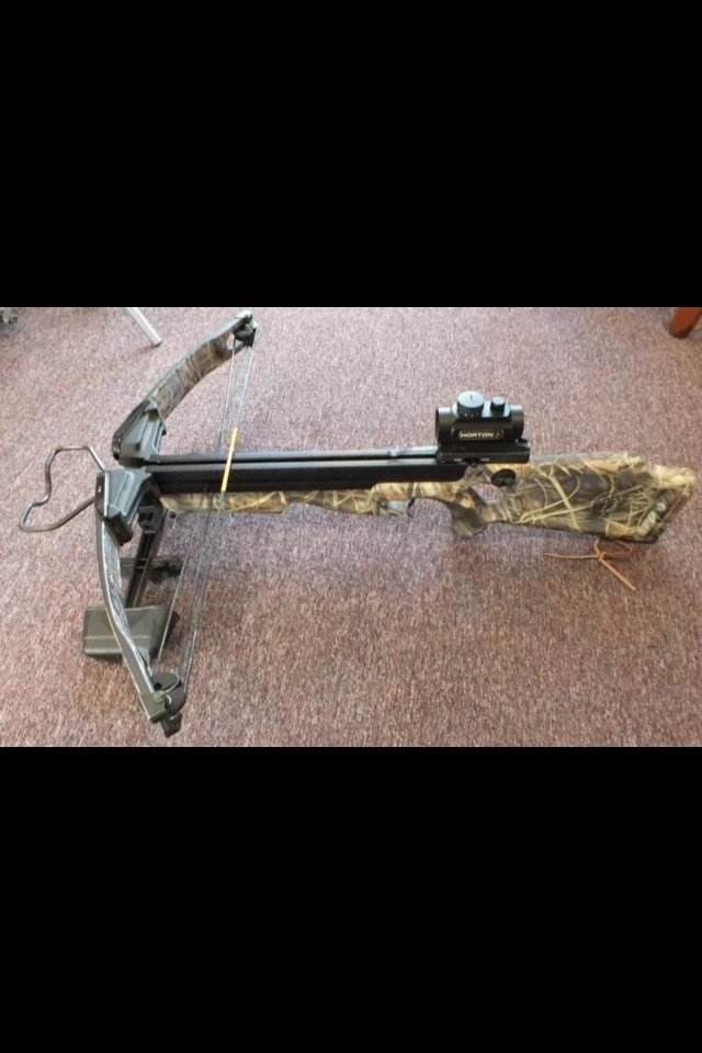 Need help identifying a crossbow