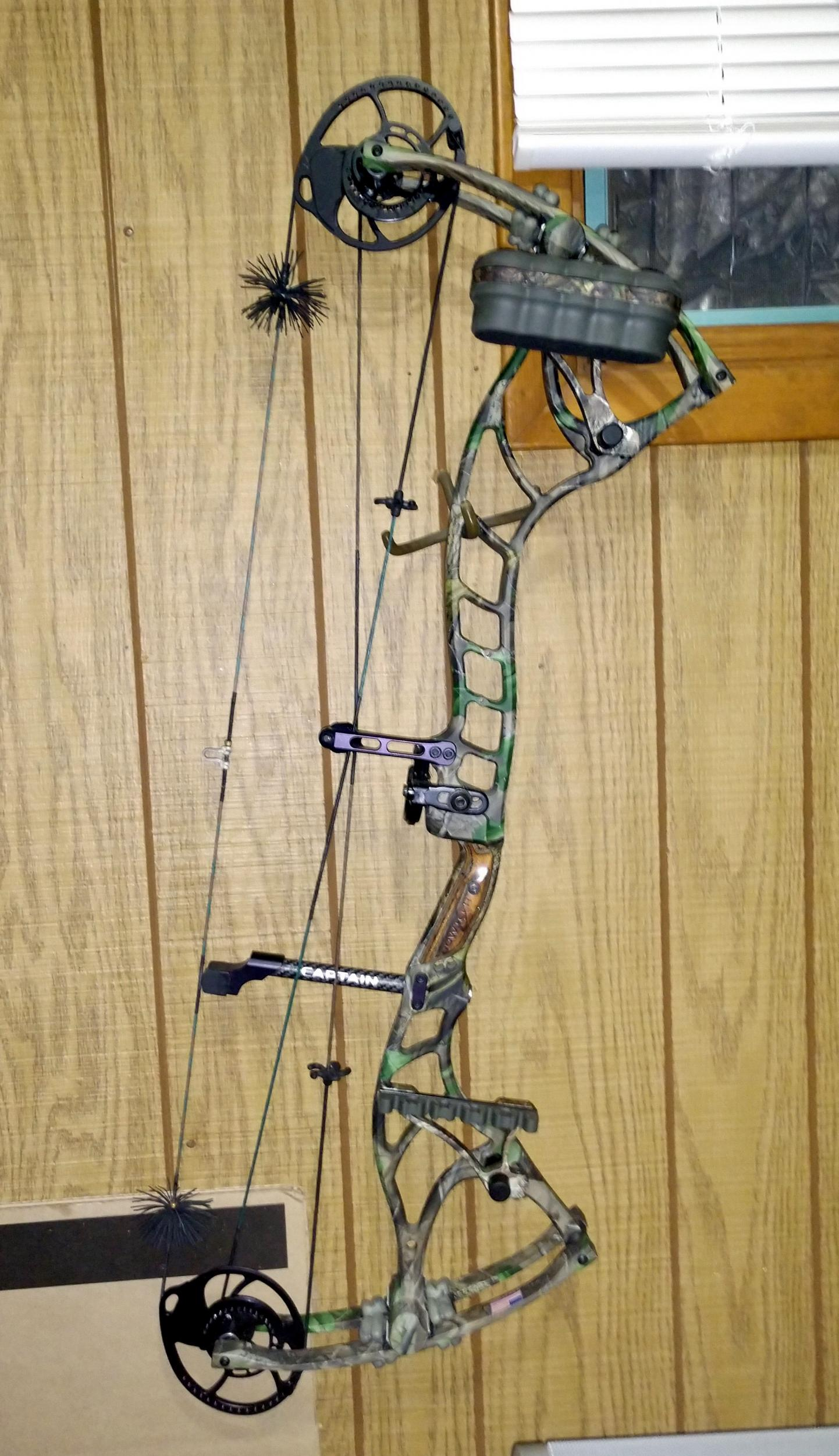 BowTech Insanity CPXL Bow string /& Cable set by 60X Custom Strings