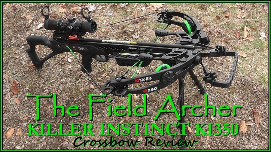 Crossbow Review Killer Instinct Furious 370 Frt
