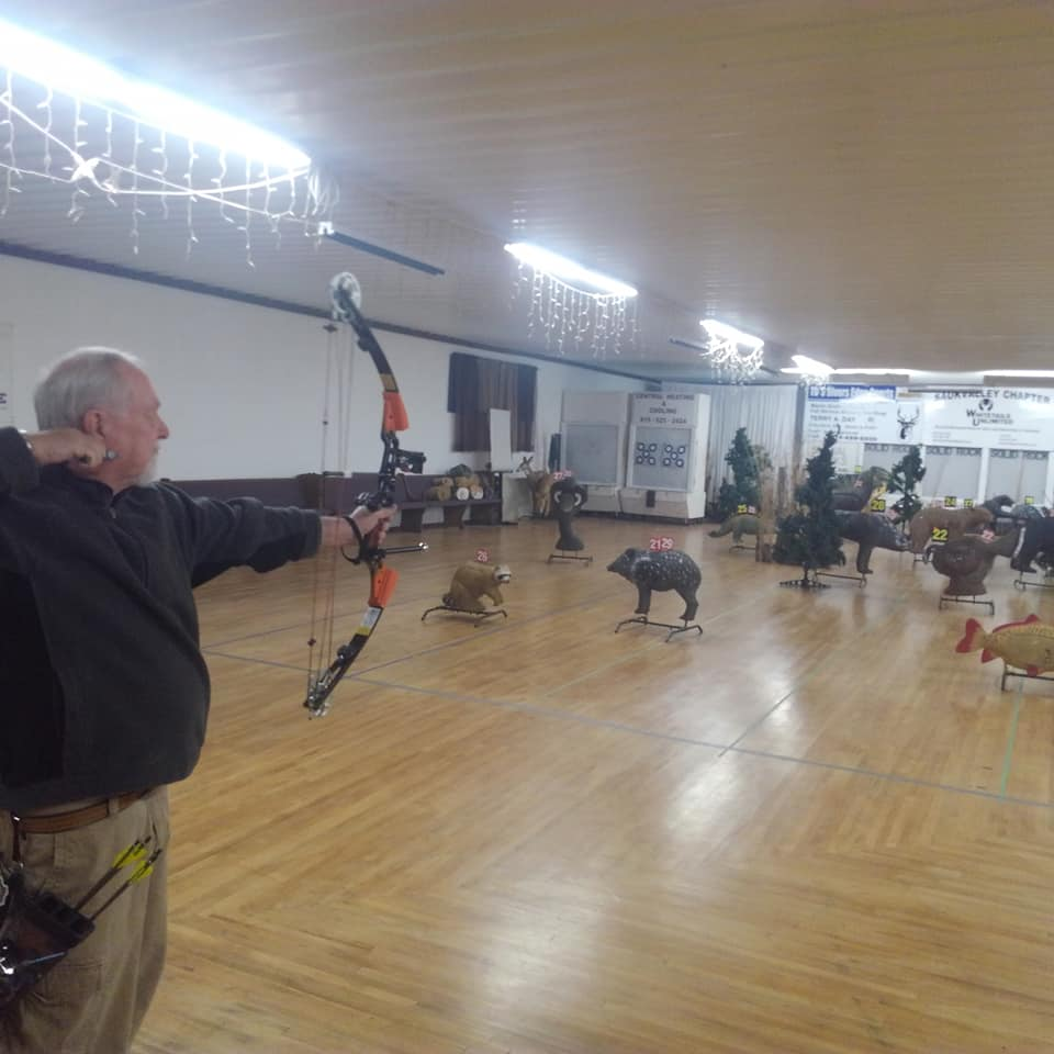Senior looking for first compound bow advice