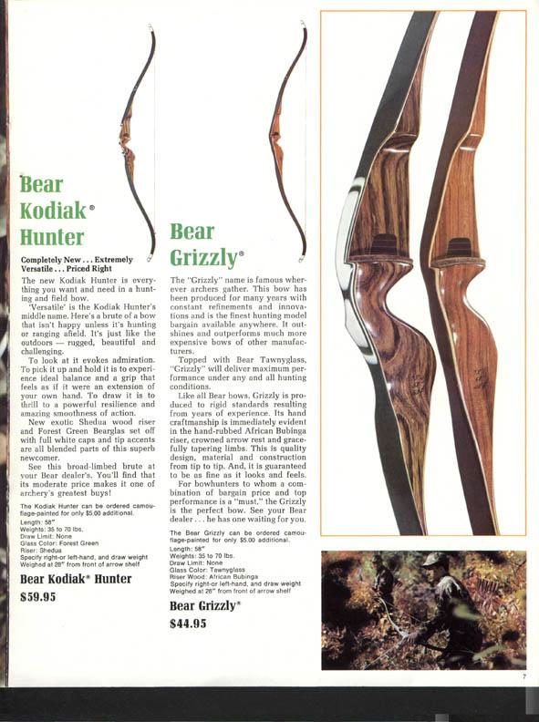 bear archery serial number lookup