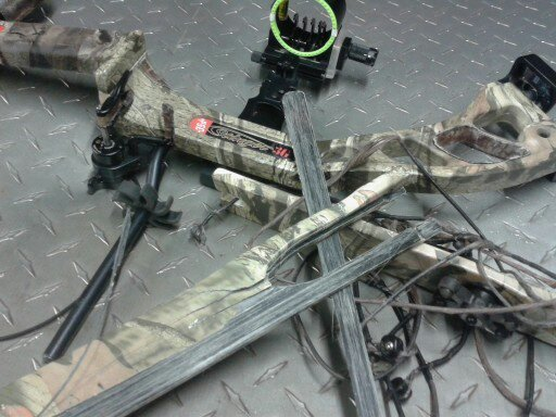 Bow Safe Archers Notice Dont Forget Your Protective Gear Page 2
