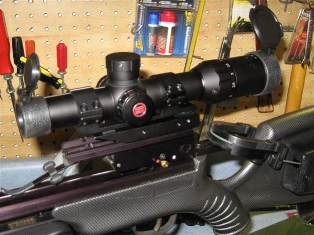 Parker Pin Point Scope Review