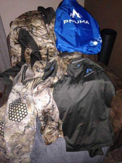 3835f04e3c2d8 Pnuma Outdoors Hunting Gear/Clothing
