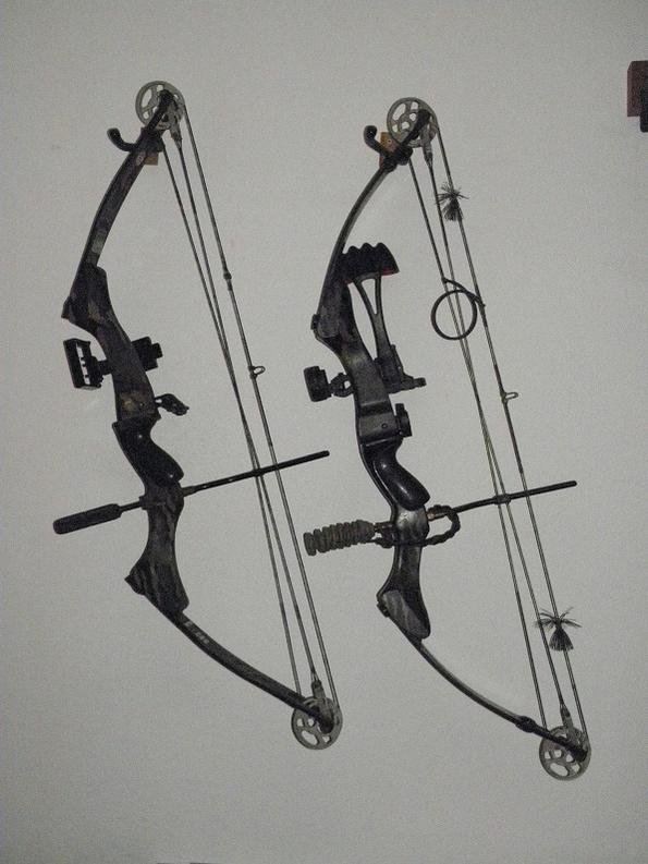Old PSE bows that still hunt/compete