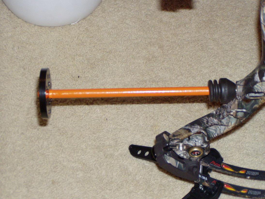 My homemade stabilizer !!!!