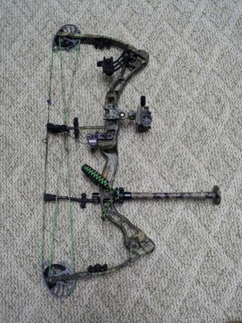 Lets see those bowtech bows