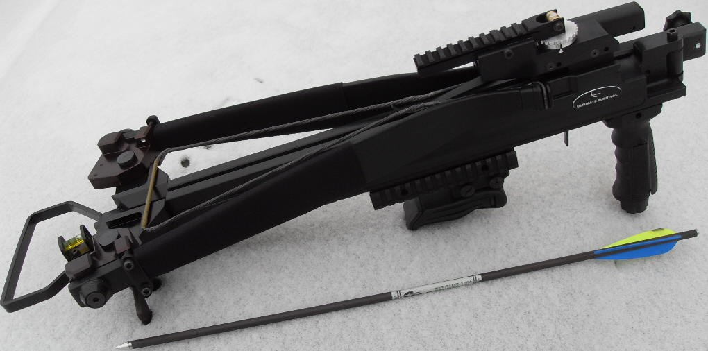 Is their any interest in folding limb and stock design excalibur