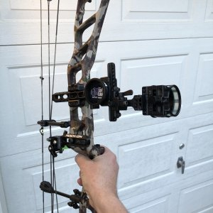 PSE NXT 35 in First Lite Camo