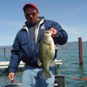10.5 Largemouth from Clear lake California